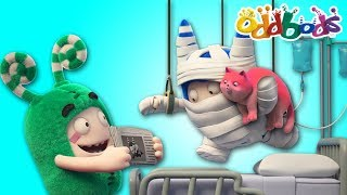 SUPERHERO INSTINCTS | Oddbods Full Episodes | Funny Cartoons For Kids