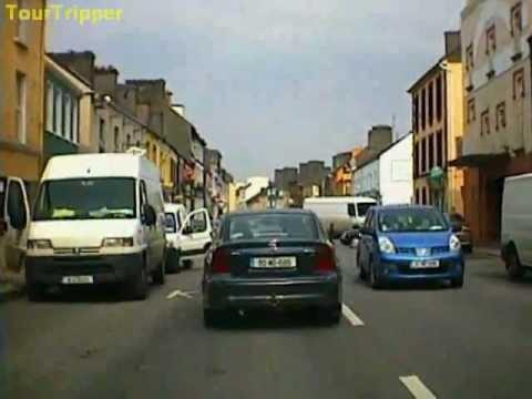 Kiltimagh Town, Co. Mayo, Ireland