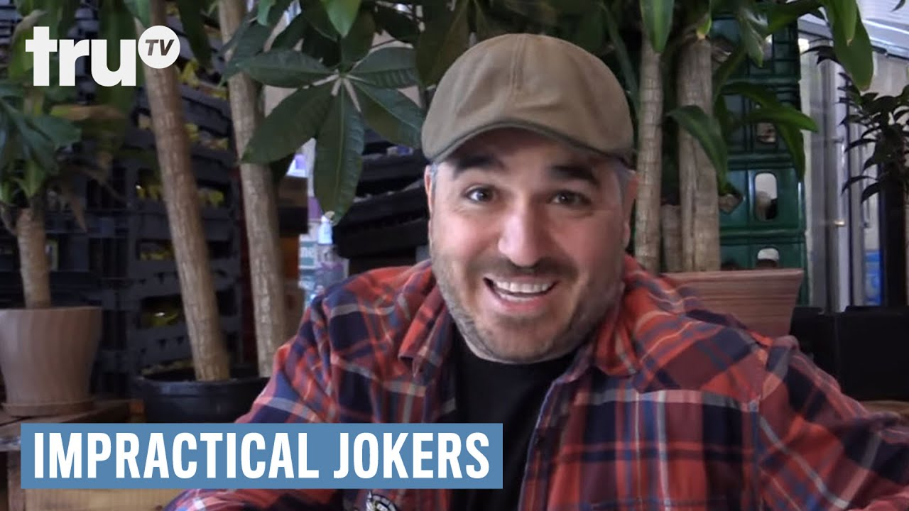 Impractical jokers speed dating youtube