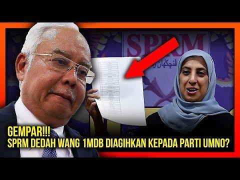 RENTASAN MINGGUAN 024 | GEMPAR!!! SPRM DEDAH WANG 1MDB DIAGIHKAN KEPADA PARTI UMNO?