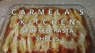 Carmela's Kitchen: Stuffed Pasta Shells
