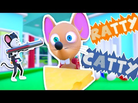 CAN WE SAVE OUR KIDS!? (Ratty Catty)