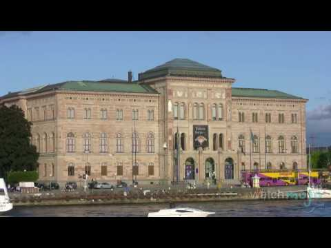 Travel Guide Stockholm Sweden