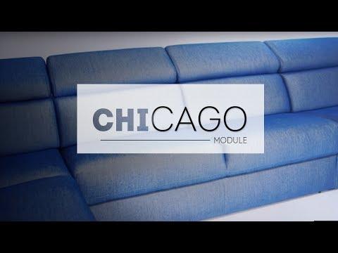 Модульный диван Чикаго от Zlatamebel