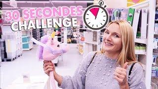30 SECONDES CHALLENGE - Si je trouve, il achète ! | Sophie Fantasy