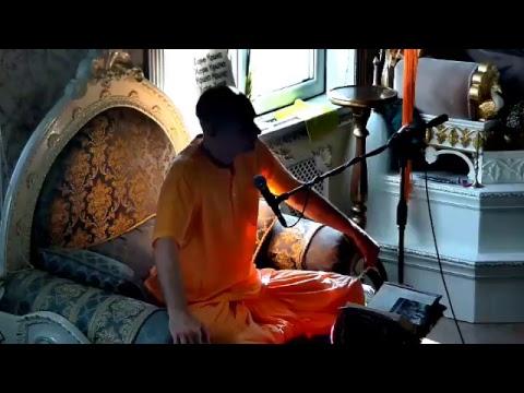 Шримад Бхагаватам 4.24.60 - Шри Гаурахари прабху