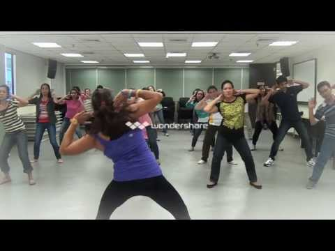 ZUMBA DANCE -Stolt Manila Celebrating 7-Minute Wellness-Program!