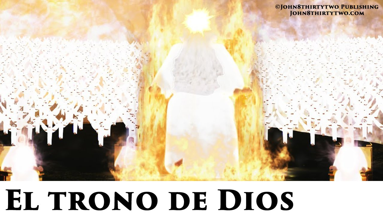 El Anciano de Días. Visión de Dios y trono de juicio