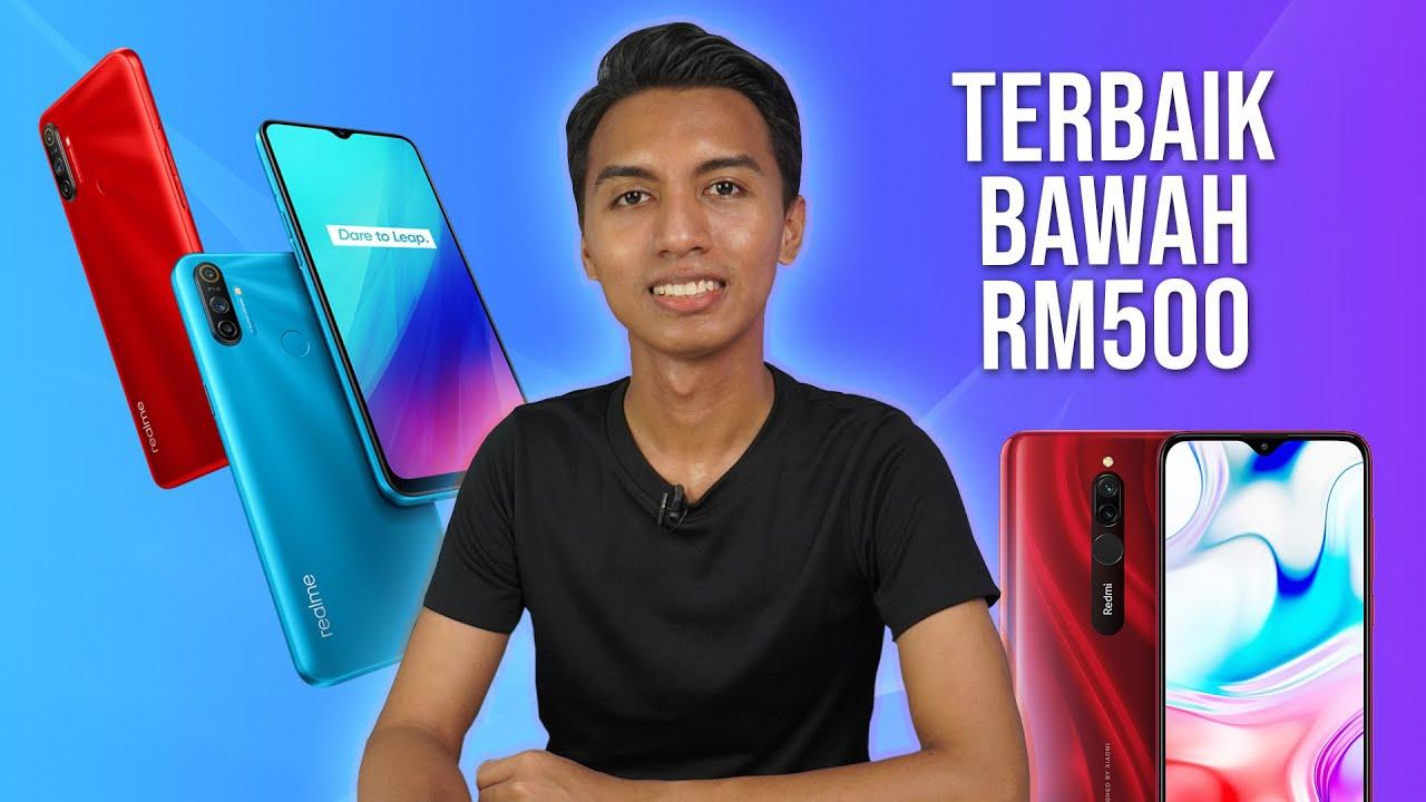 7 Telefon TERBAIK Di Bawah RM500 - Edisi 2020!