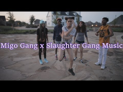 Migos x 21 Savage x Rich The Kid - Migo Gang x Slaughter Gang  (Dance Video) shot by @Jmoney1041