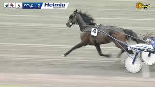 Vidéo de la course PMU PRIX HELMIA - STL SILVERDIVISIONEN, FORSOK 1 I MEETING 7