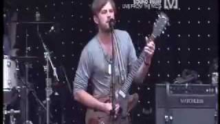 Kings of Leon ~ Revelry [Live @ Sound Relief 2009]