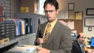 the office, ethics