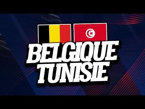 🔴 DIRECT / LIVE : BELGIQUE - TUNISIE // Club House