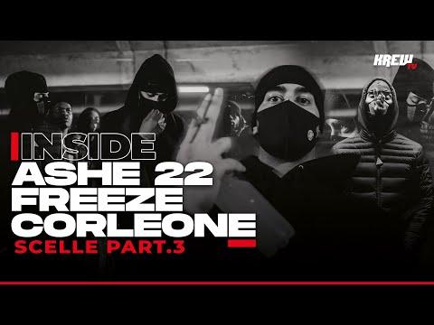 Youtube: ASHE 22 FT. FREEZE CORLEONE – SCELLÉ PART.3 – INSIDE