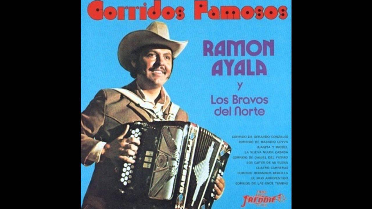 Ramon Ayala - Corrido De Las Once Tumbas - YouTube