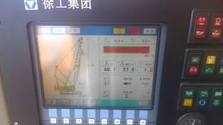 Китайский гусеничный кран xcmg))) Глюцит(Вот такая техника китая))), 2014-06-09T02:13:28.000Z)