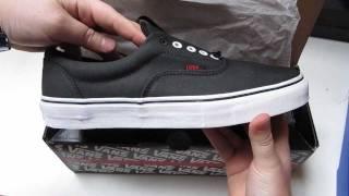 0b86a91c67 Vans Authentic Guate Stripe Black VQER5IL - YouTube