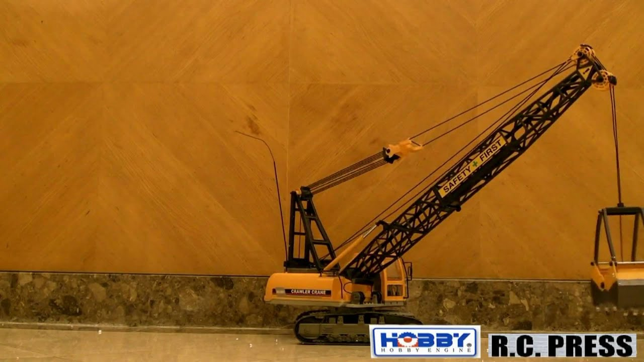 Download Hobbyengine - 0805 Crawler Crance