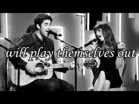 are darren criss and lea michele dating