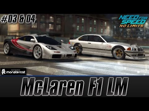 Need For Speed No Limits: McLaren F1 LM | Campaign (Chapters 3 & 4)