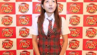 島田早希 PR動画です。