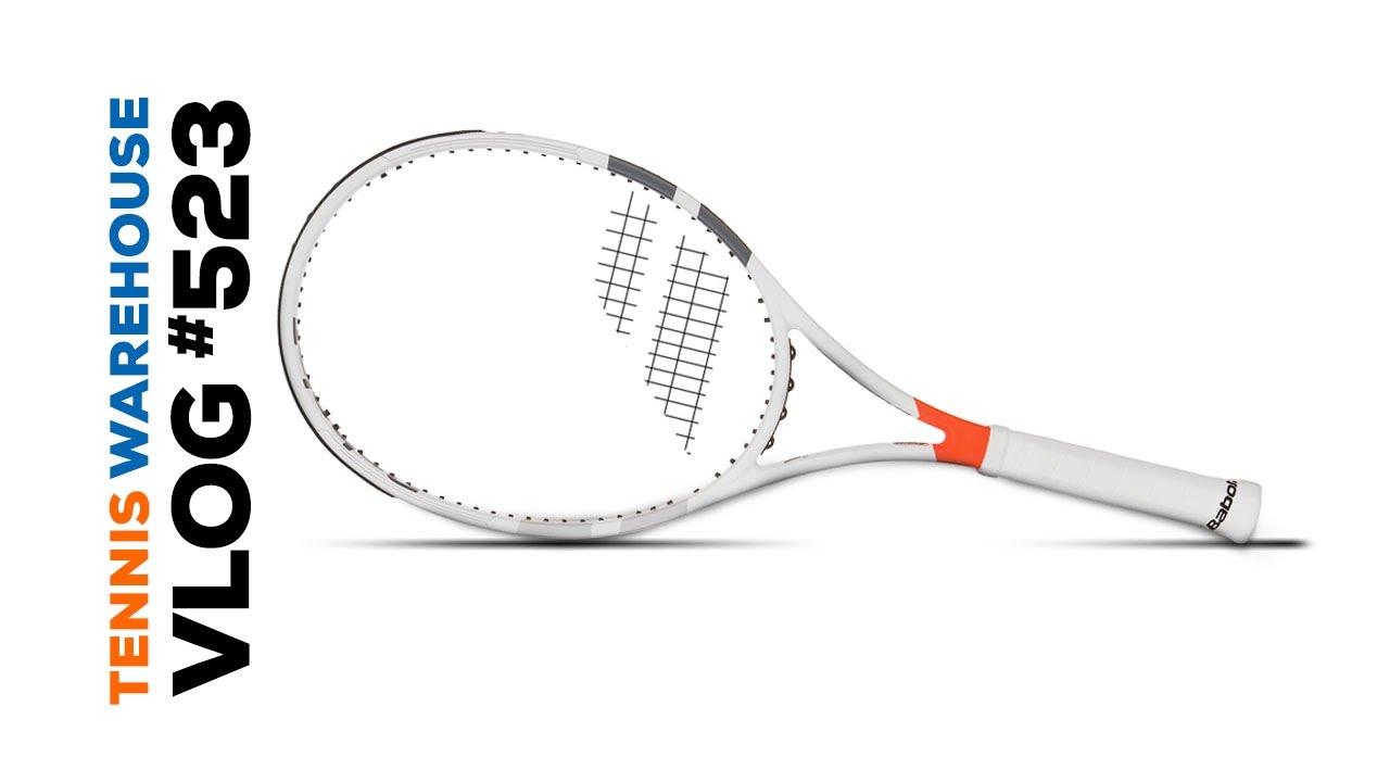b6f8292d0 New Babolat Pure Strike   Pure Strike VS racquets - VLOG  523. Tennis  Warehouse
