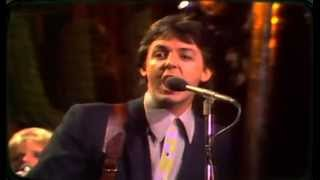 Paul McCartney & The Wings - Goodnight Tonight 1979