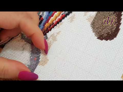 видео: tag: Надоела вышивка/ вышиваю и болтаю