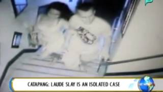 [NewsLife] Catapang: Laude slay is an isolated case [10|15|14]
