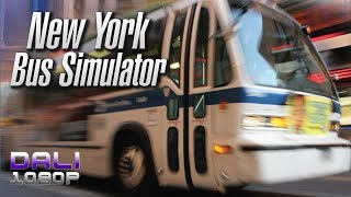 New York Bus Simulator | City Bus Simulator New York pc gameplay