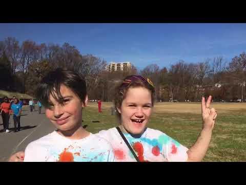 JAGAMANIA! The 2018 Jag Jog at Silver Spring International Middle School!