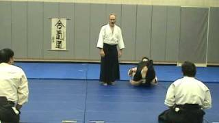 Aikido Waza Applications of Yin and Yang