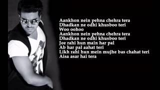 Lamha Tera Mera Full Song Lyrics HD New | Zanjeer (2013)