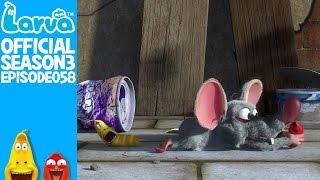 [Official] Life of a Rat - Larva Season 3 Episode 58