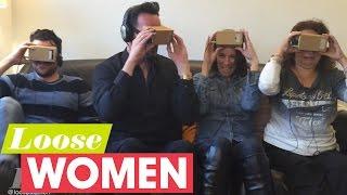 Loose Women & Men Watch Virtual Porn   Loose Women & Men
