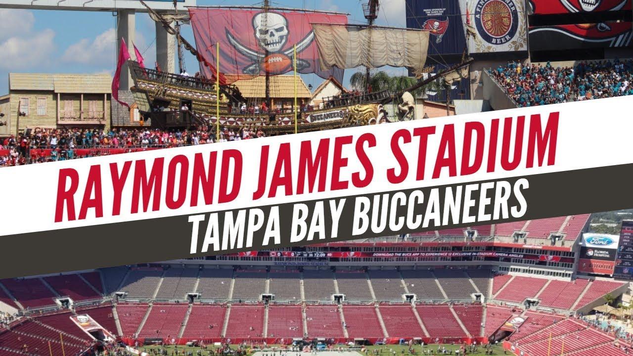 Raymond James Stadium Tampa Bay Buccaneers Nfl Youtube