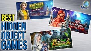 10 Best Hidden Object Games 2017