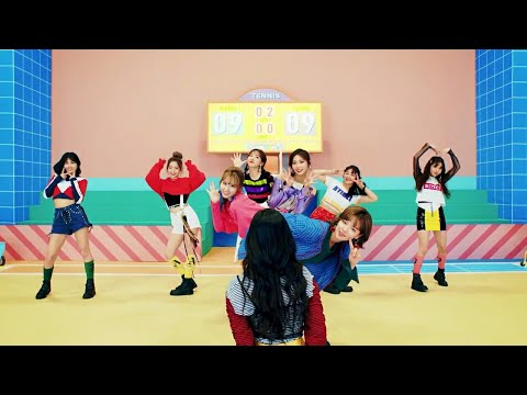 TWICE ONE MORE TIME dance mirror