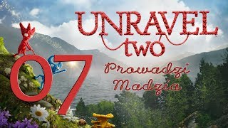 [PS4] Unravel Two #07 - Chapter 6 - Ashes to Ashes