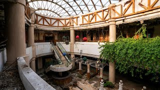 Exploring an Abandoned Resort in China