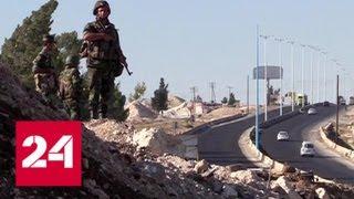В Сирии восстановлению сельского хозяйства санкции мешают больше войны - Россия 24