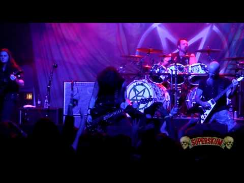 "ANTHRAX ""March of the S.O.D."" Live"