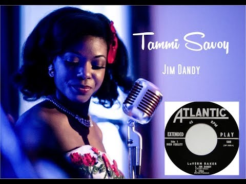 """Jim Dandy"" - LaVern Baker - Cover By Chris Casello & The Corsairs - Miss Tammi Savoy"