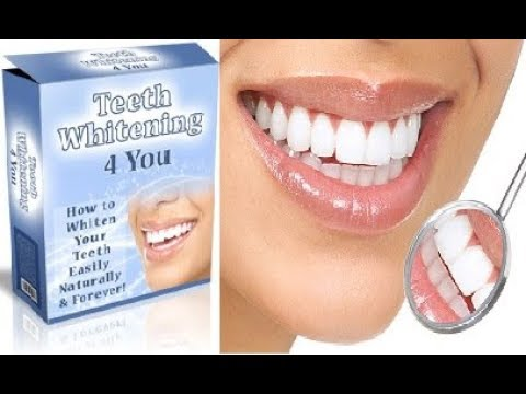 Teeth Whitening 4 You Review Does It Work Or Scam Youtube