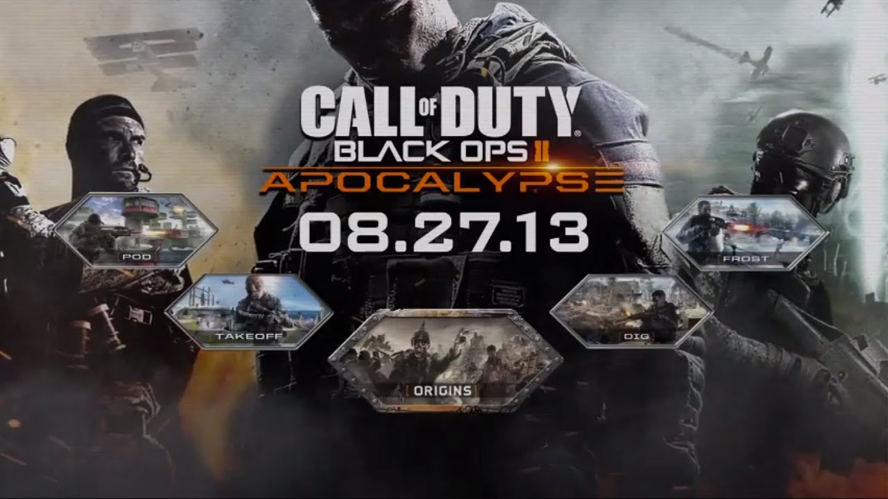 Black Ops 2 Apocalypse DLC Map Pack Preview Analysis Zombies