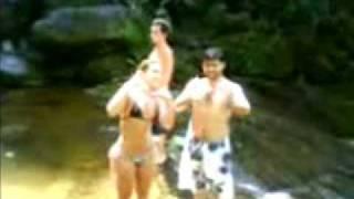Sana rumo a Cachoeira do Segredo
