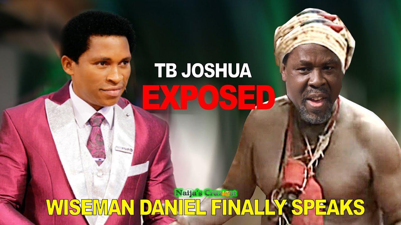 Download WISEMAN DANIEL EXPOSE MASTER TB JOSHUA