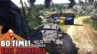 War Thunder - Fail Montage #16