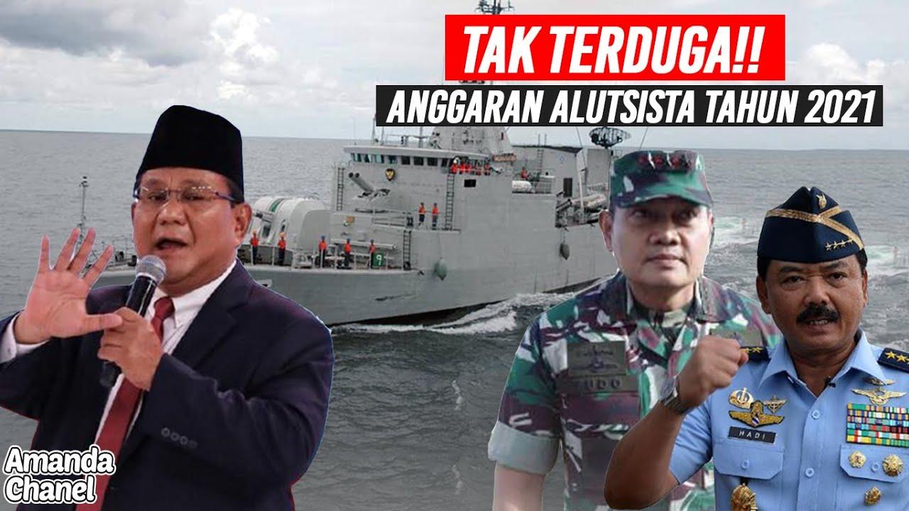 Gebrakan Prabowo - Alokasikan Alutsita Sebesar 130 T,  Borong Kapal Perang Dan Jet Tempur